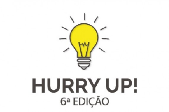 Concurso de Ideias Hurry UP! |  2018